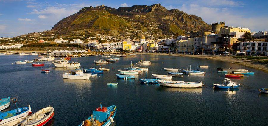 Week End in Catamarano a Vela