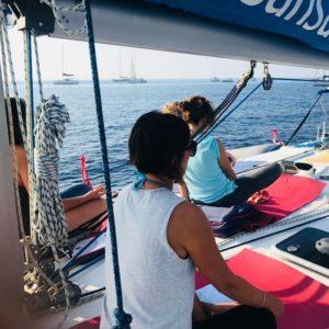 Yoga e Meditazione in Barca a Vela alle Eolie