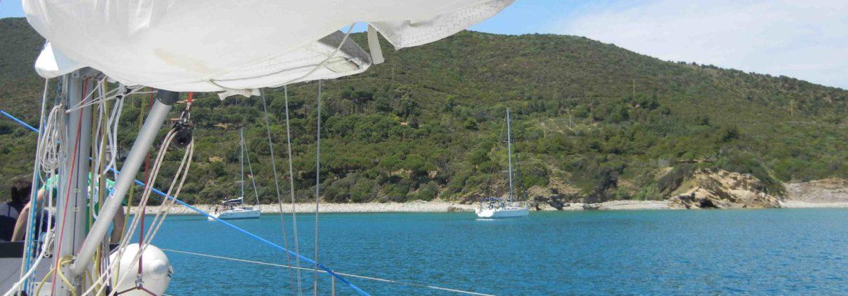 Crociera Olistica in Barca a Vela alle Eolie