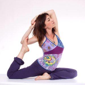 Istruttrice Yoga Tina