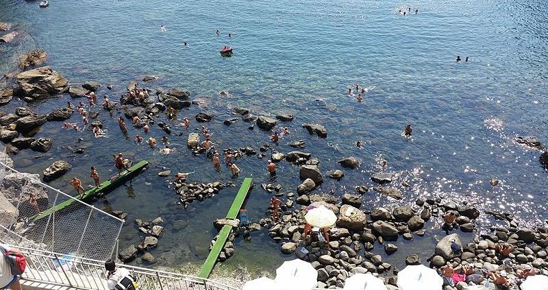 Ischia Week End Yoga con HolisticTravel, ecco le Terme di Sorgeto