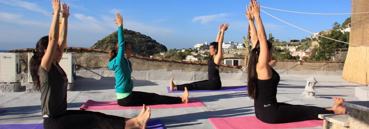 Yoga, Meditazione e Benessere ad Ischia