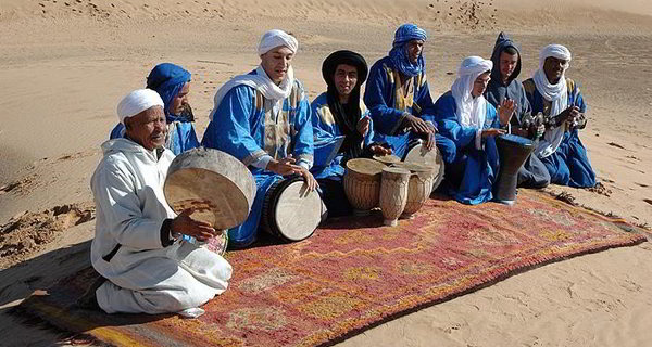 Yoga in Marocco - Viaggi Olistici in Marocco