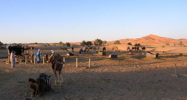 Yoga in Marocco - Viaggi Olistici