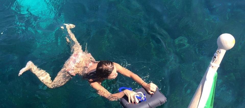 Crociera in barca a vela Isole Egadi